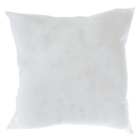 Подушка декоративная «Спандбонд» под наволочку 40х40 см цвет белый