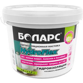 Гидроизоляция Боларс HydroFlex, 1.2 кг