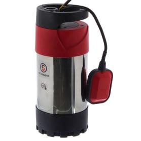 Насос погружной дренажный высоконапорный Sterwins для чистой воды, 5500 л/час