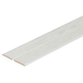 Угол универсальный 28x28x2600 мм, цвет ясень белый