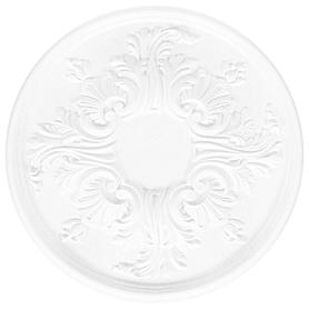 Розетка потолочная полиуретановая М74 D 40 см
