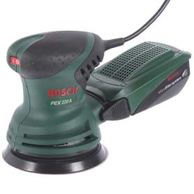Эксцентриковая шлифмашина Bosch PEX 220 A, 220 Вт