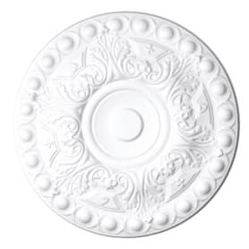 Розетка потолочная инжекционная 48 см C304/45 полистирол