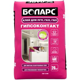 Клей для пазогребневых плит Боларс, 20 кг