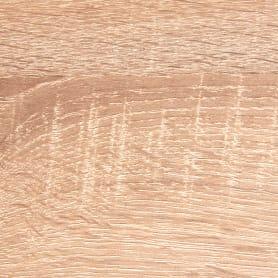 Деталь мебельная 2700х300х16 мм ЛДСП, цвет дуб сонома, кромка с длинных сторон
