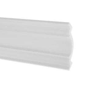 Плинтус потолочный Inspire 11508А 200х8 см цвет белый