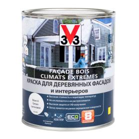Краска для деревянных фасадов V33 база А 1 л
