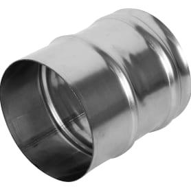 Переходник 110-115х0.5 мм нержавеющая сталь