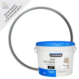 Краска для фасадов Luxens 2.5 л