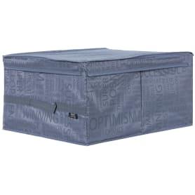 Коробка универсальная 38х24x50 см цвет серый