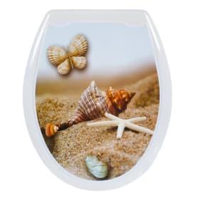 Сиденье для унитаза Пляж