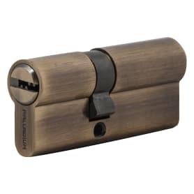 Цилиндр ключ/ключ 30х40 бронза, 70 C ET AB