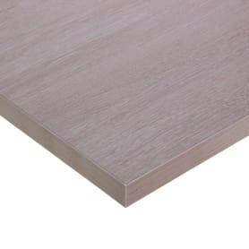 Столешница под раковину Порто, 50х80 см, дуб белёный