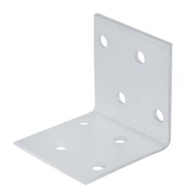 Крепежный угол равносторонний KUR 40х40х40х2 мм