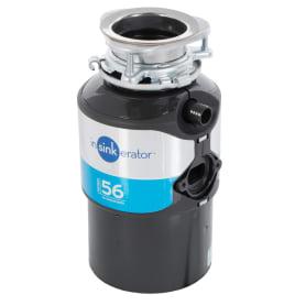 Измельчитель пищевых отходов InSinkErator М56, 318х86 мм, 1490 об/мин
