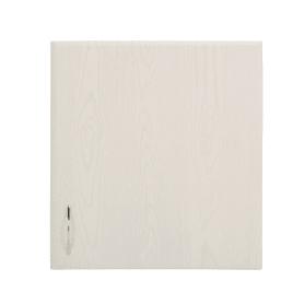 Шкаф навесной «Рондо» 68х60 см, МДФ, цвет белый