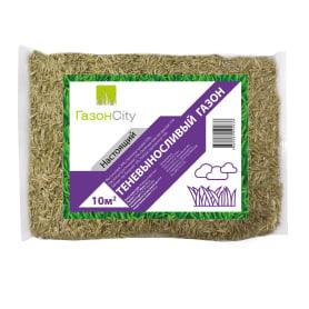 Семена газона ГазонCity Настоящий теневыносливый 0.3 кг