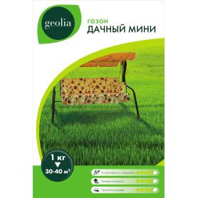Семена газона Geolia Дачный мини 1 кг