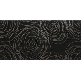 Вставка «Ночь» 25х50 см цвет черный