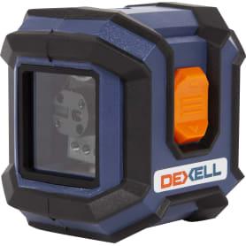 Уровень лазерный Dexell NLC02 с дальностью до 10 м
