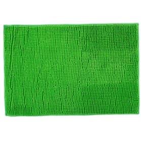 Коврик для ванной комнаты «Merci» 45х70 см цвет зелёный