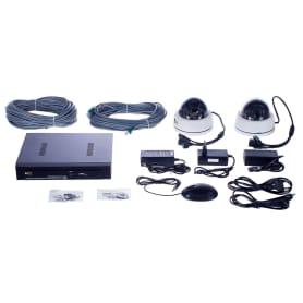 Комплект внутреннего видеонаблюдения  SVIP-IPSet 102H (HD)