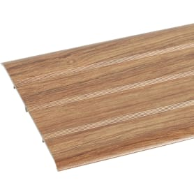 Порог одноуровневый (стык) Artens скрытый 0.9 м цвет орех