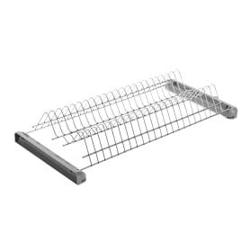 Сушилка для посуды с поддоном для верхнего шкафа 600 мм, металл