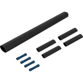 Термоусадка для кабеля 1.5 х 2.5 мм