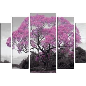 Модульная картина «Муравьиное дерево» 80х115 см
