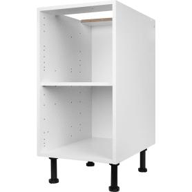 Каркас напольный 40x70x56 см, ЛДСП, цвет белый