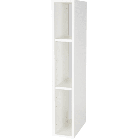 Каркас навесной 15x92x35 см, ЛДСП, цвет белый