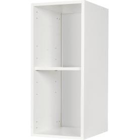 Каркас навесной 30x70x35 см, ЛДСП, цвет белый