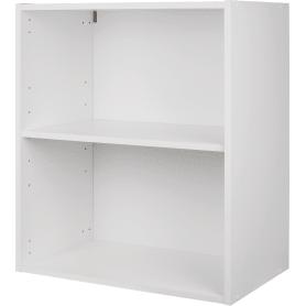Каркас навесной 60x70x35 см, ЛДСП, цвет белый