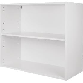Каркас навесной 80x70x35 см, ЛДСП, цвет белый