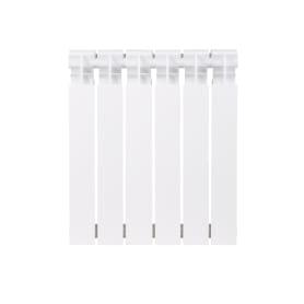 Радиатор Тепломир 500/96, 6 секций, биметалл