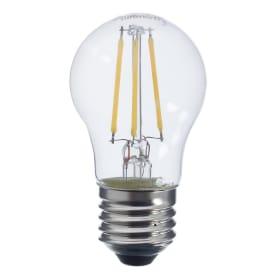 Лампа светодиодная Lexman E27 4 Вт шар 470 лм, холодный белый свет