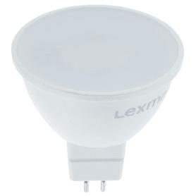 Лампа светодиодная Lexman GU5.3 5.5 Вт 450 Лм свет холодный белый