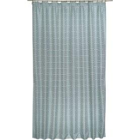 Штора на ленте «Джеом» 200х280 см цвет бирюзовый