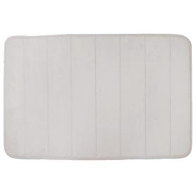Коврик для ванной комнаты «Coccon» 50x80 см цвет бежевый