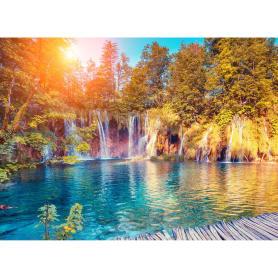 Фотообои флизелиновые «Водопад» 370х270 см
