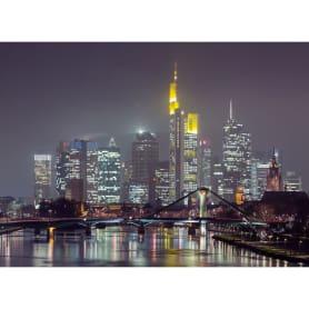 Фотообои флизелиновые «Город» 370х270 см