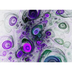 Фотообои флизелиновые «Цветная абстракция» 370х270 см