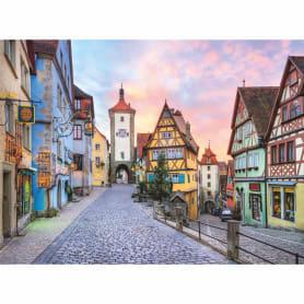 Фотообои бумажные «Сказочный город» 280x200 cм