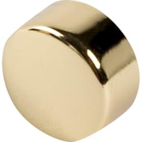 Крепление для зеркала 18 мм, цвет золото, 4 шт.