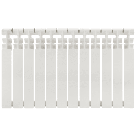 Радиатор 500/80, 12 секций, биметалл