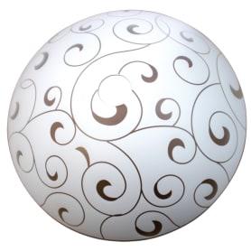 Плафон для подвеса Морокко, цвет белый