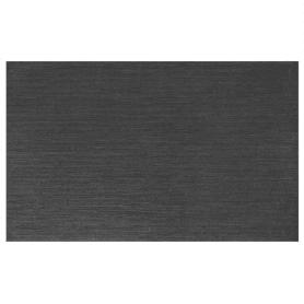 Плитка настенная «Пиано» 25х40 см 1.5 м2 цвет чёрный