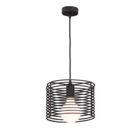 Светильник подвесной Vakero 1xE27х60 Вт, цвет чёрный