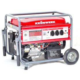 Генератор бензиновый Kronwerk LK 7500E 6 кВт